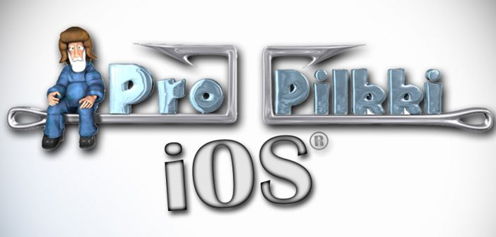 Pro Pilkki 2 released for iOS devices