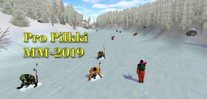 Latviasta Pro Pilkki 2 maailmanmestari 2019